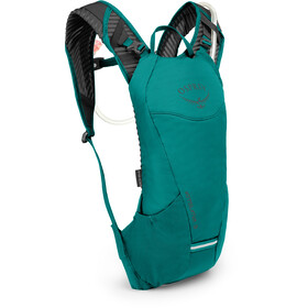 Osprey Kitsuma 3 Hydration Backpack Teal Reef